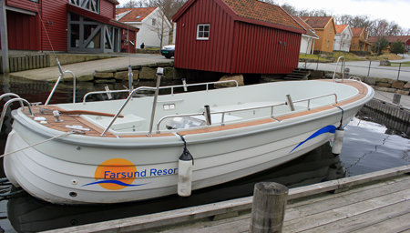 FarsundResort Boote