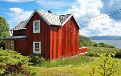 Haus Edøya Smøla
