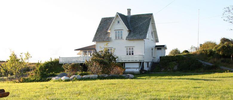 Ferienhaus Lerøy