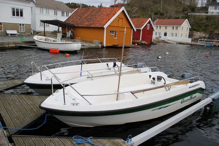 Norgesferie_Lindesnes_Boote_Green-Boot