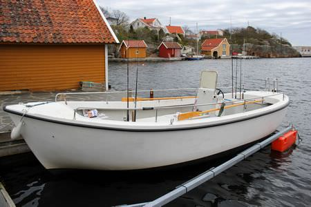 Norgesferie Lindesnes Boote Maxi Boot