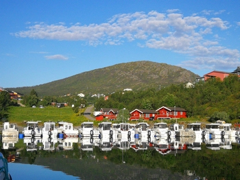 Sjervøy Fiskecamp