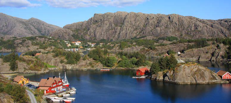 Steinsund- Region Sognefjord