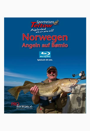 Angeln in Bømlo (BluRay)