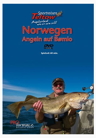 Angeln in Bømlo (DVD)